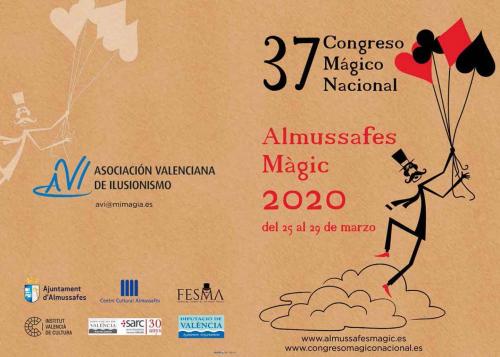 ALMUSSAFES MÀGIC 2020 GALA D´APERTURA 26 DE MARÇ
