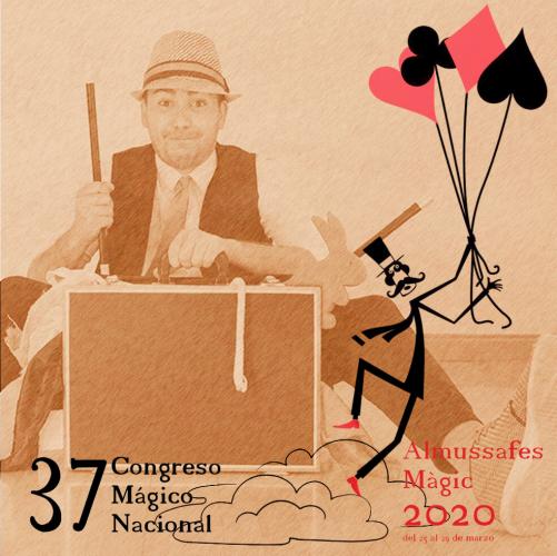 ALMUSSAFES MÀGIC 2020 GALA  INTERNACIONAL 28 DE MA